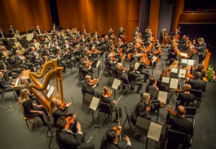 "WV Symphony Orchestra's ""Home for the Holidays"" with feature vocalist Randall Reid-Smith"