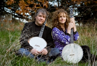 Béla Fleck and Abigail Washburn