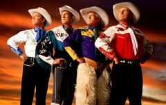 "Riders in the Sky ""Christmas the Cowboy Way"""