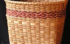 Weave A Tote Basket